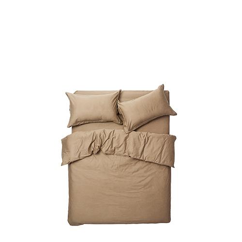 造作锦瑟纯色高支4件套床品™