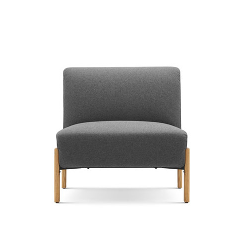 有/无扶手单人位沙发