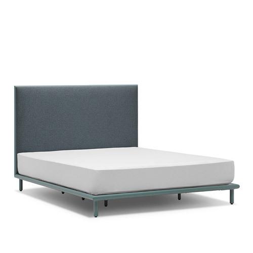 美术馆床1.5米款床·床具效果图
