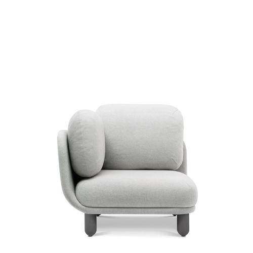 云团沙发升级版®-单人座左扶手