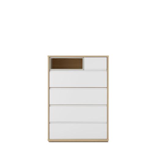 青山斗柜-米白色盒