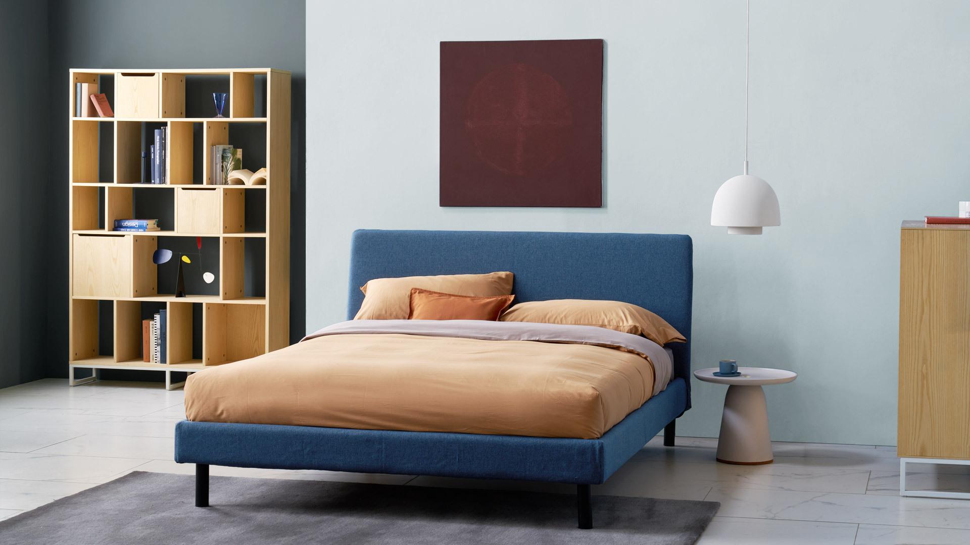 平衡美感与舒适感,给你赖床不起的理由