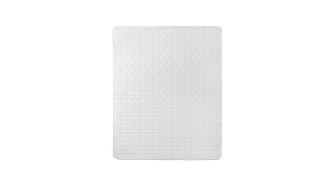 造作有眠羽丝绒柔纤床褥®薄褥床·床具