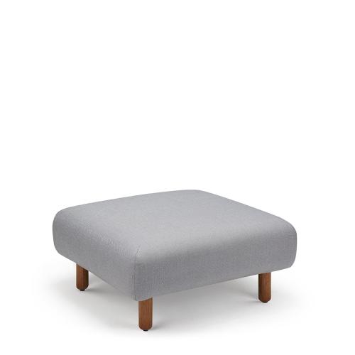鹅卵石沙发-脚墩