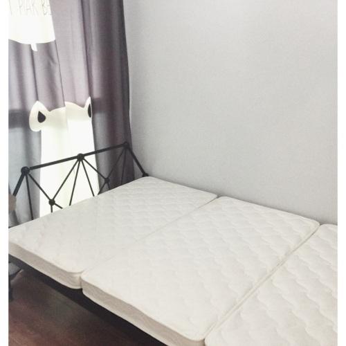 造作小棕熊儿童折叠床垫精选评价_叮当麻麻