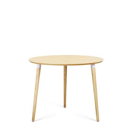 画板餐桌-圆桌 1米