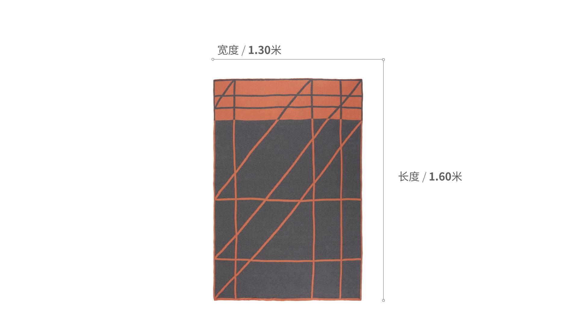 小Z毯单人毯家纺效果图