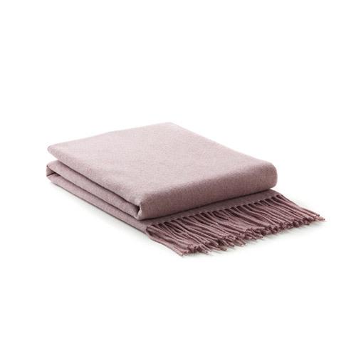 樱花羊羔毛围巾家纺