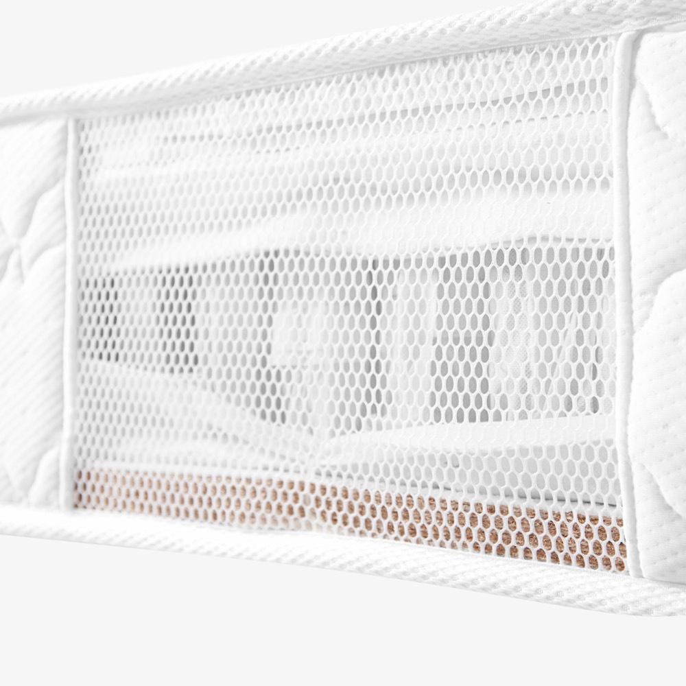 床侧网布开窗<br/>排湿干爽透气