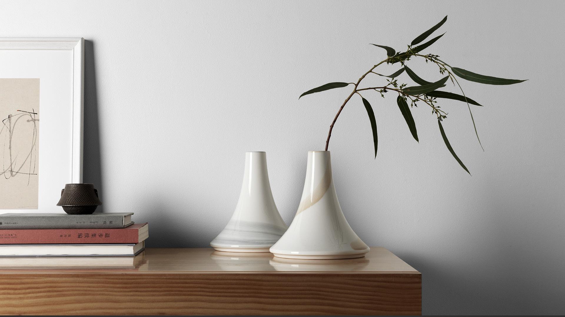 山晓花瓶|Hill Vase