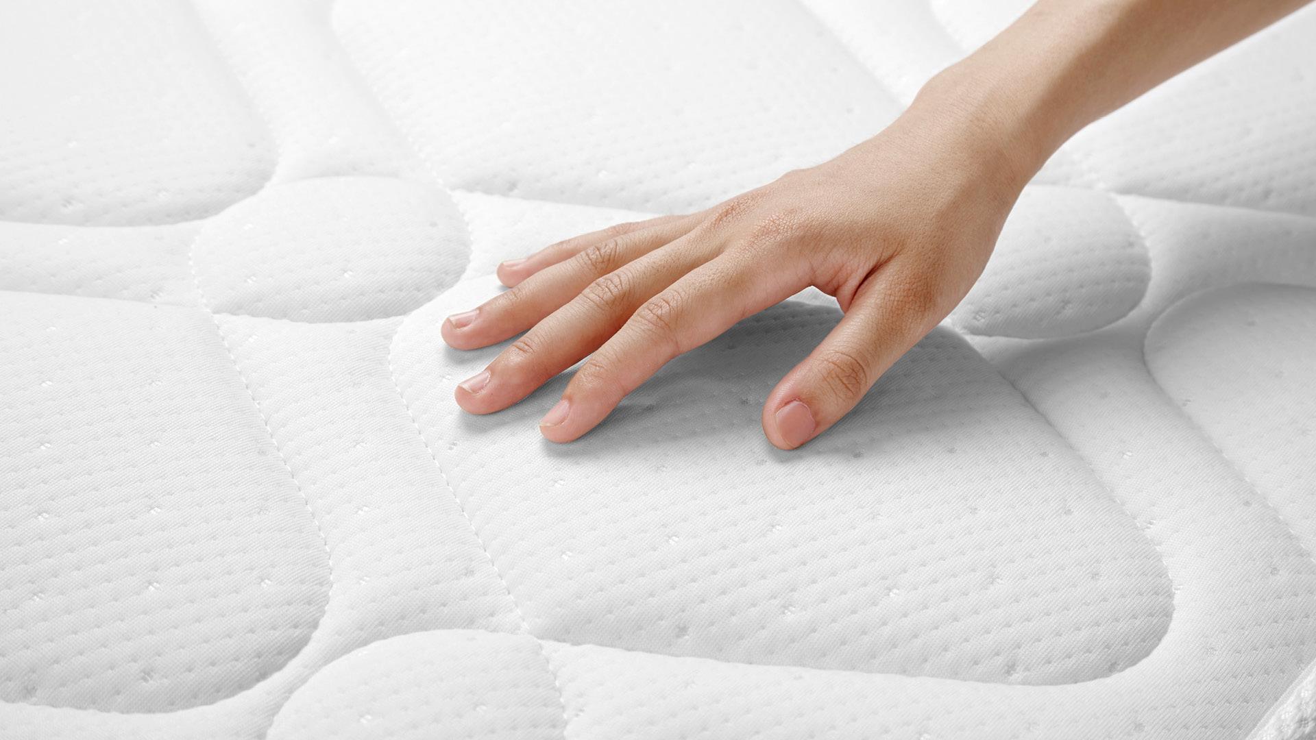 透气针织面料,减少尘螨,健康安心