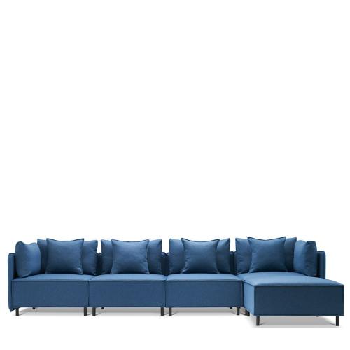 造作大先生沙发™-转角四人座