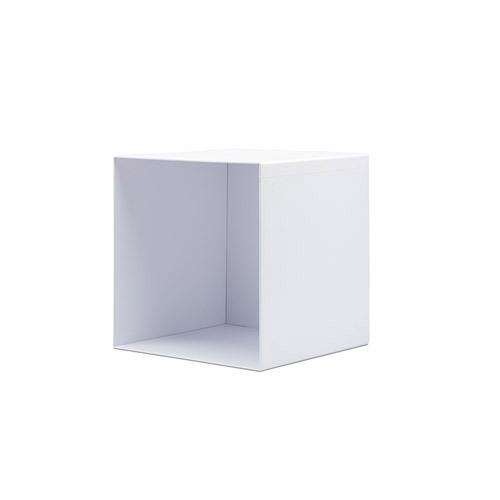 魔方磁力收纳系米白外盒1柜架效果图