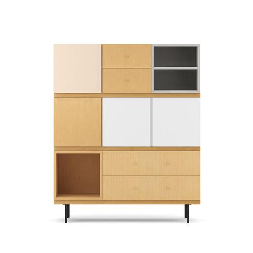 COSMO星格™置物柜1.47米高置物柜COSMO效果图