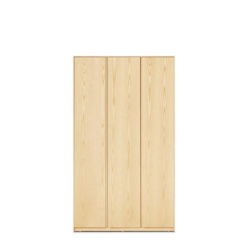 画板三门衣柜柜架