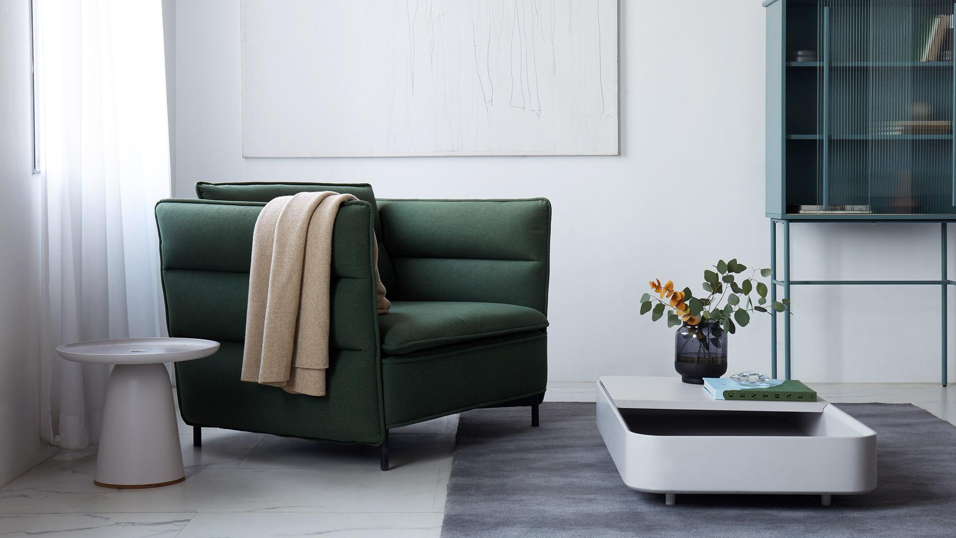 生机绿色,安享静谧阅读时光
