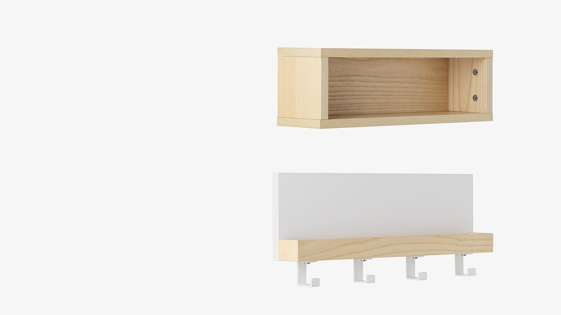 盒之形态<br/>模块化加餐