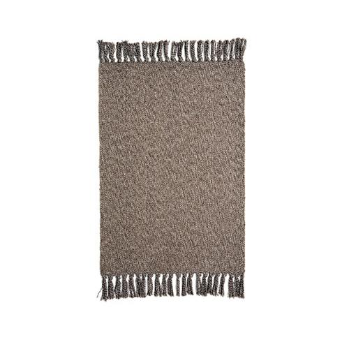 花岩纯棉手织地垫小号家纺效果图