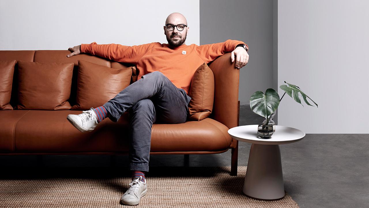 INTERIOR DESIGN|十问 Luca Nichetto