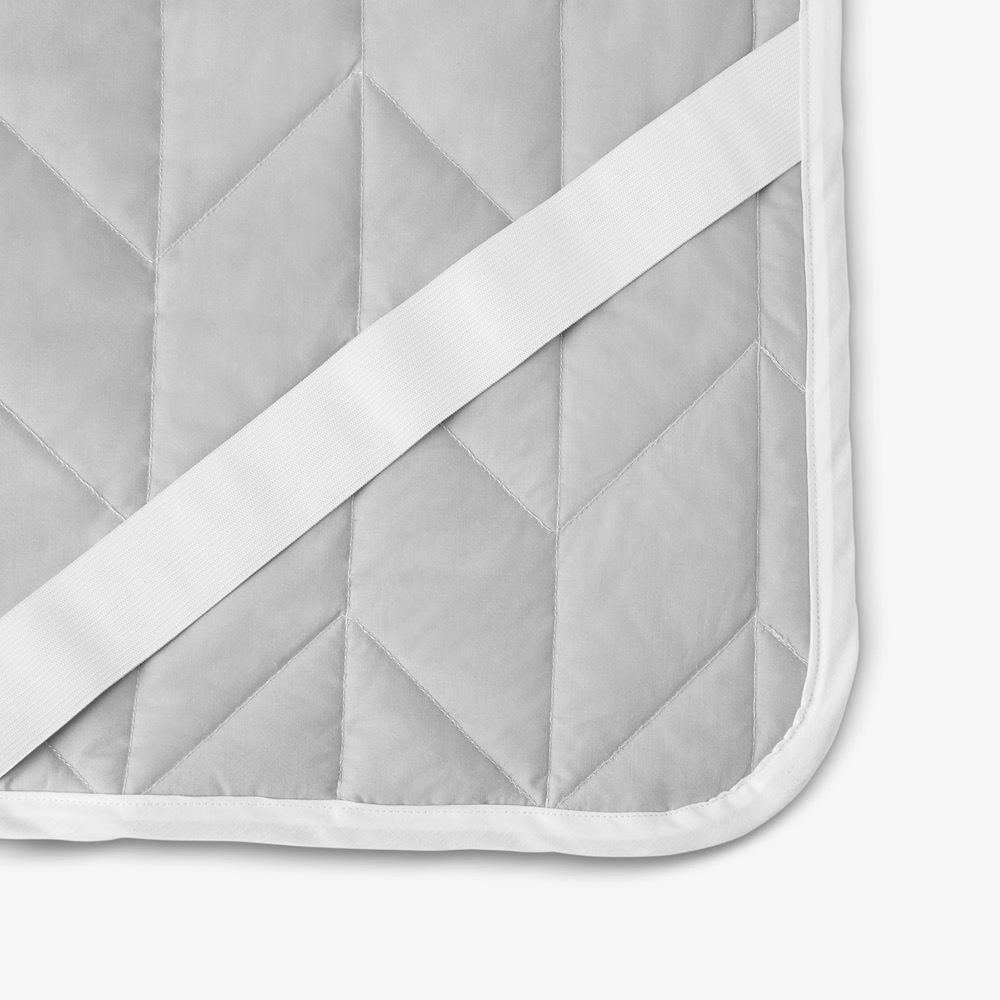 四角松紧带设计<br/>固定床褥防移位