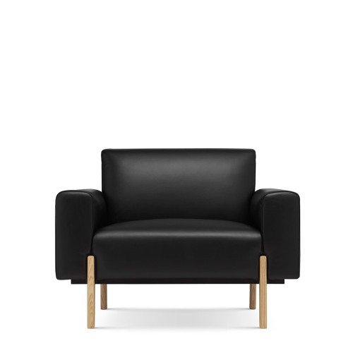 飞鸟沙发真皮版-单人座