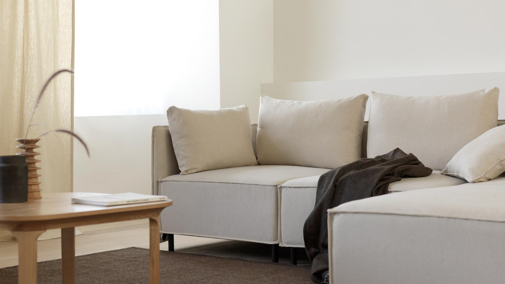 一本书,一张毯,安享客厅慢节奏