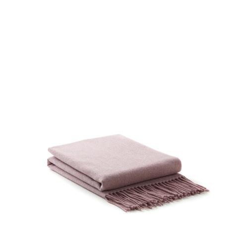 樱花羊羔毛围巾