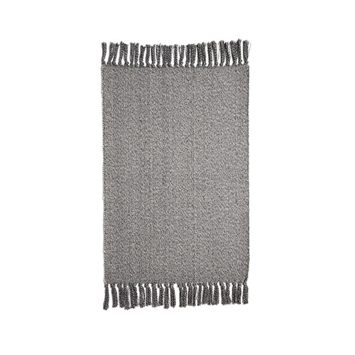 花岩纯棉手织地垫家纺