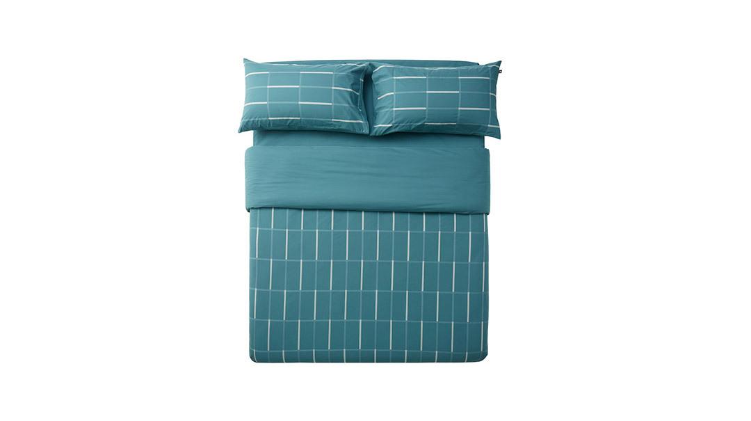 兰亭色织提花4件套床品床单款床·床具