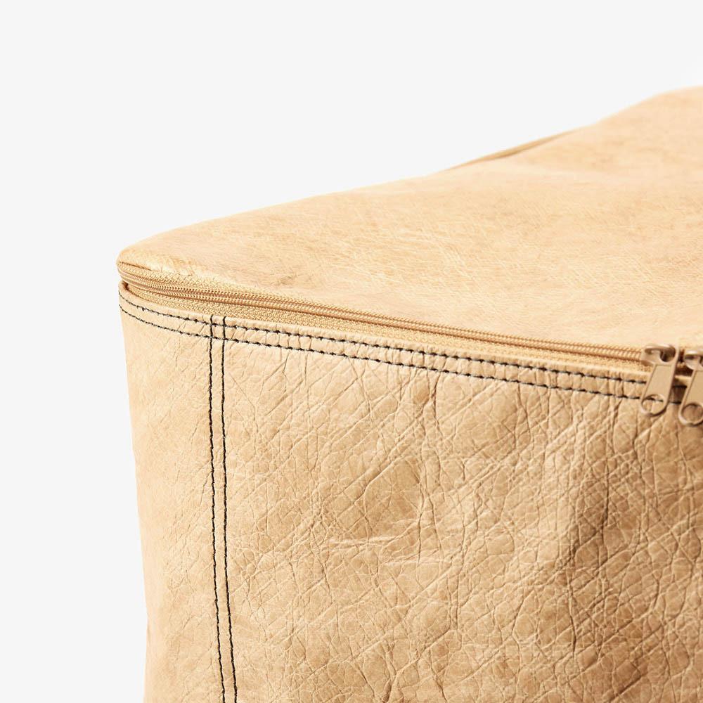双排线箱包工艺<br/>美观与牢固兼具