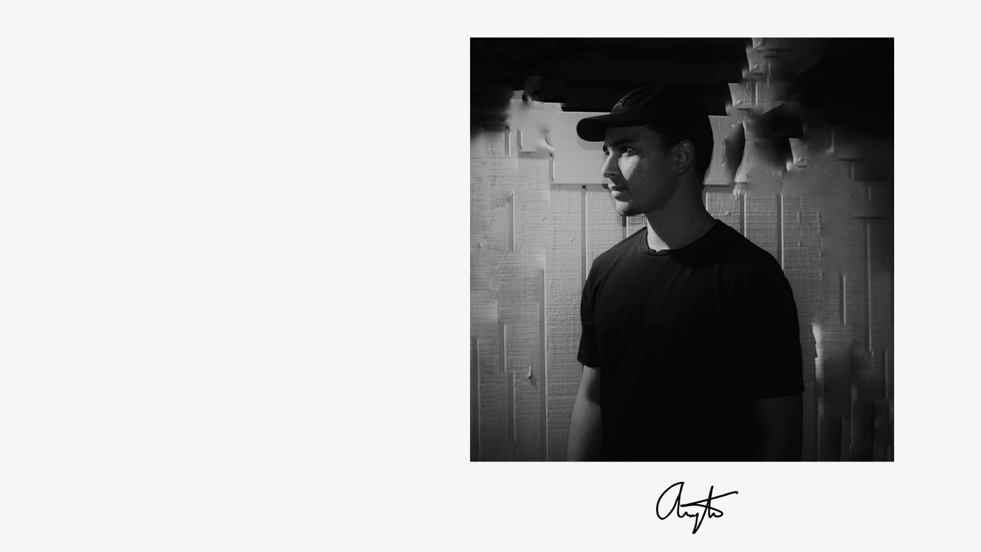 Aryton Page<br/>美国新锐艺术家,极简缔造者