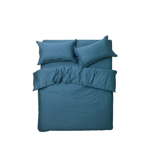 造作锦瑟纯色高支4件套床品™1.5米床·床具效果图