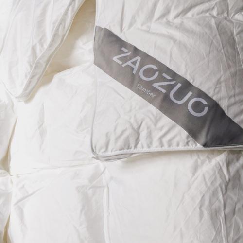 造作造作有眠™-极暖白鹅绒被芯(厚被)精选评价_阿离