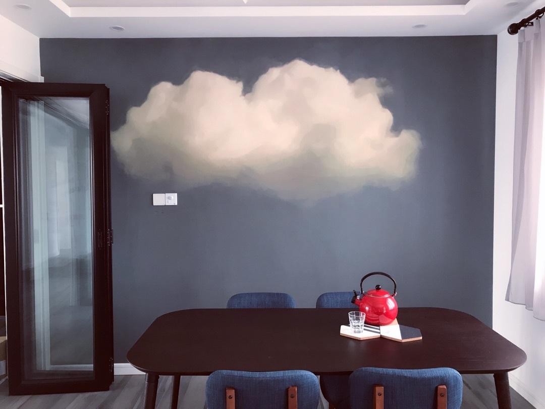 长耳朵对画板餐桌®-长桌 1.6米发布的晒单效果图及评价