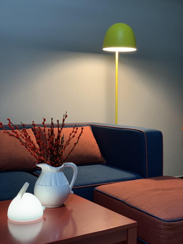 186****0698对造作水母地灯®发布的晒单效果图及评价