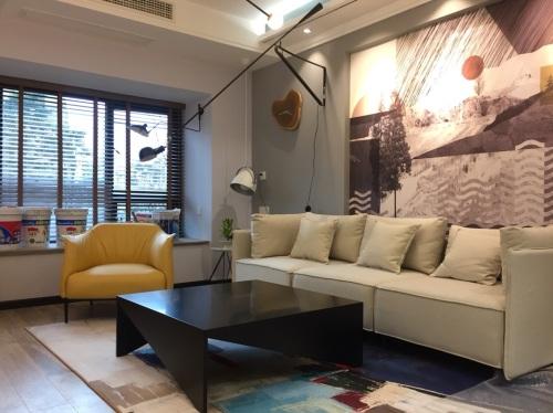 子小敏对造作大先生沙发™发布的晒单效果图及评价