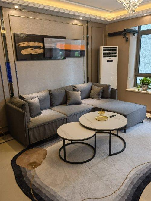 刘尧对造作大先生沙发®发布的晒单效果图及评价