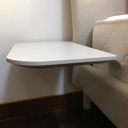 小灰兔_云帛床1.8米款(有边桌)怎么样_3
