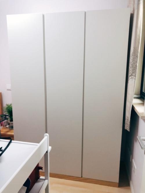 夢之对山雪衣柜发布的晒单效果图及评价