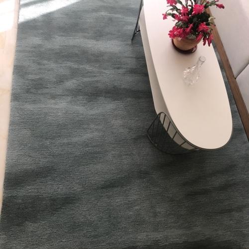 影儿_凝沙新西兰羊毛手织地毯怎么样_1