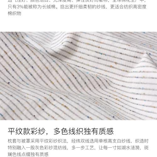 刘晓静_湖畔彩纱高支4件套床品平纹款怎么样_2