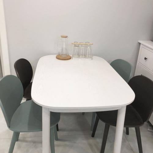 鑫_瓦雀伸缩桌 1.2-1.5米怎么样_3