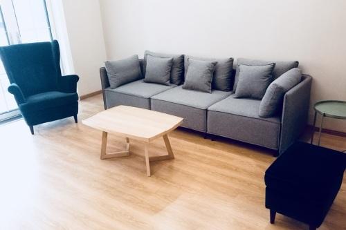 Amelie对造作大先生沙发™发布的晒单效果图及评价