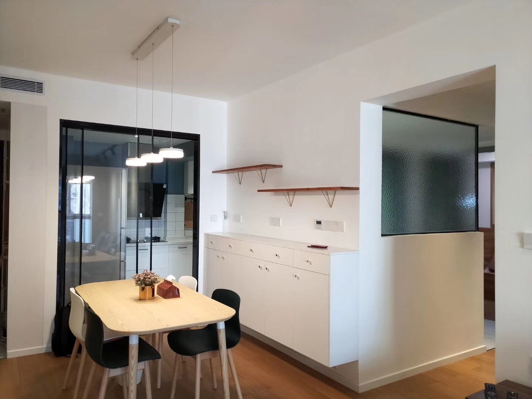 深圳韩对画板餐桌®-长桌 1.6米发布的晒单效果图及评价