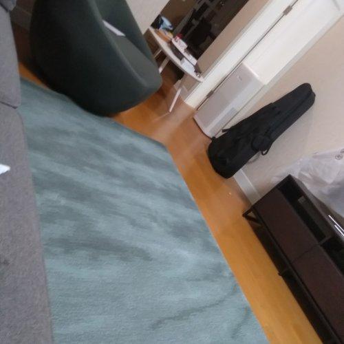 含沙射影_凝沙新西兰羊毛手织地毯小号怎么样_2