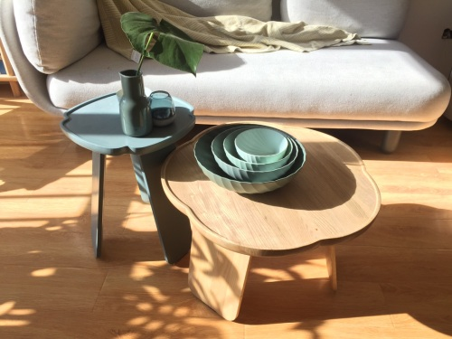 hewant对造作花间实木小桌™发布的晒单效果图及评价