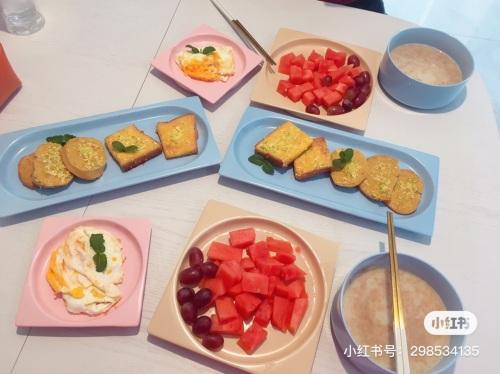 Miss Lee对翻糖餐具组-生活家团发布的晒单效果图及评价
