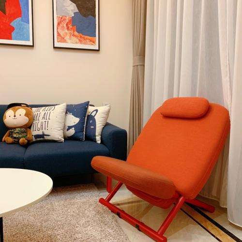 chrisyy对西竹躺椅®发布的晒单效果图及评价