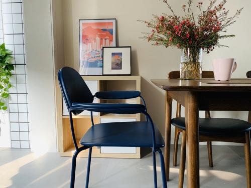 Jimdust对造作百合椅®发布的晒单效果图及评价