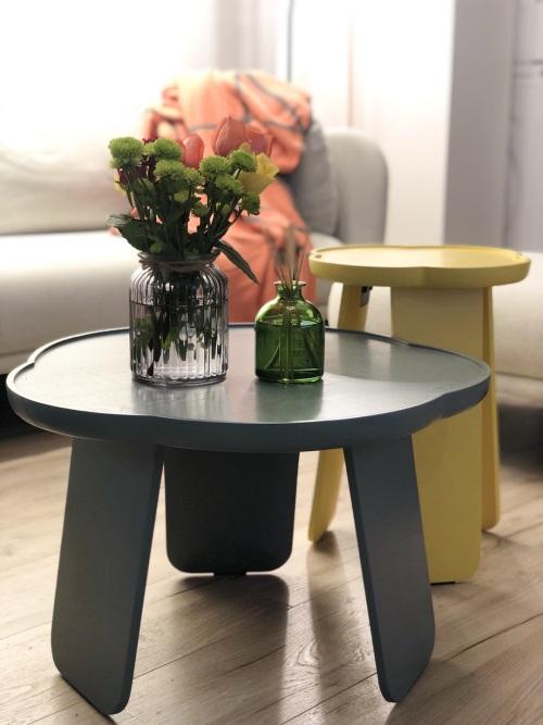 姚小花儿对造作花间实木小桌®发布的晒单效果图及评价